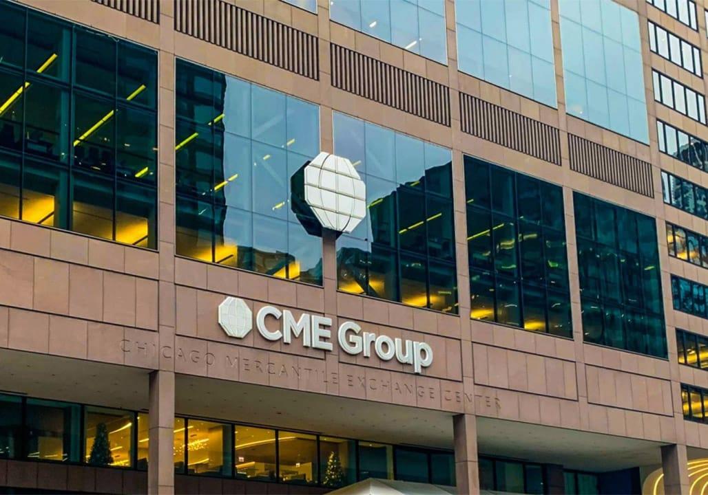 معاملات آتی بیت کوین در CME متوقف شد