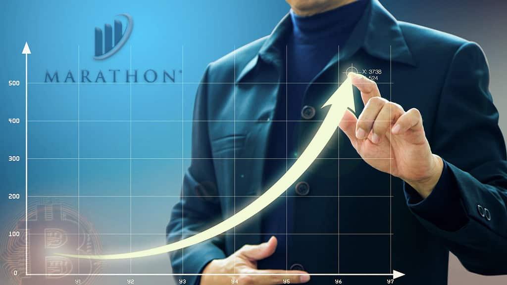 ماراتون 150 میلیون دلار در بیت کوین سرمایهگذاری کرد