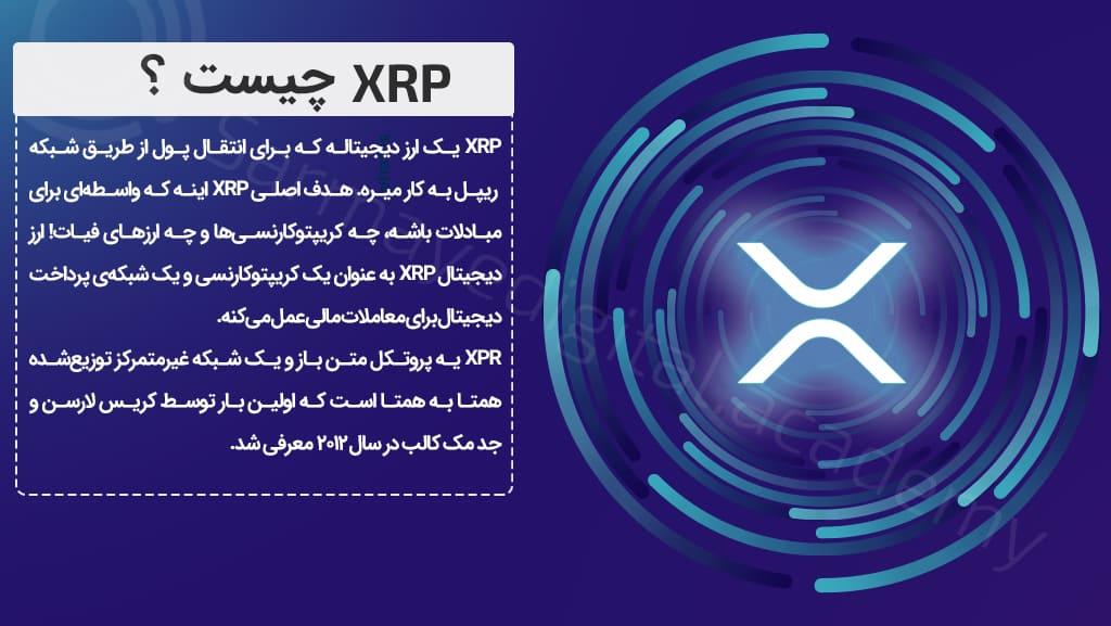 همه چیز درباره ارز دیجیتال XRP ریپل + فایل PDF