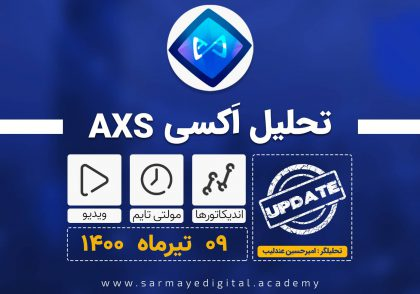 تحلیل ارز دیجیتال AXS